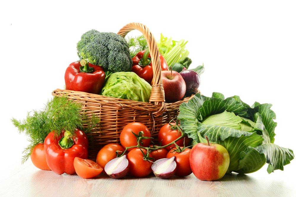 Frutas y verduras son de los alimentos más saludables habitualmente. Foto: IMEO
