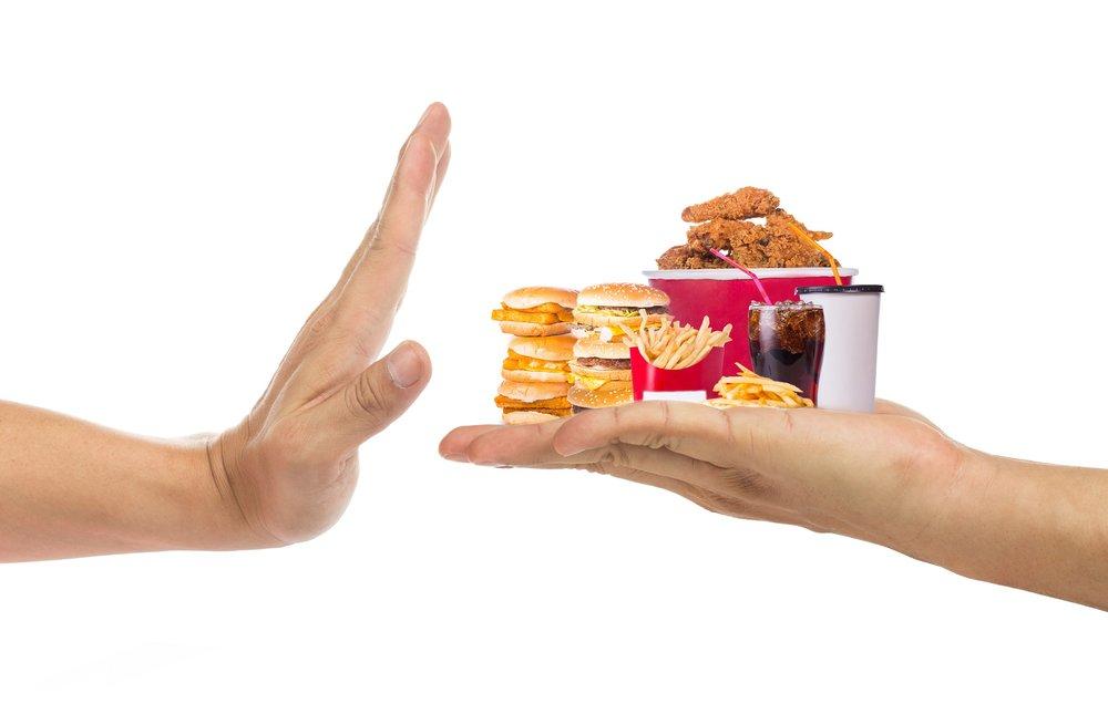 Hay que aprender a decir NO a determinados alimentos muy procesados. FOTO: IMEO