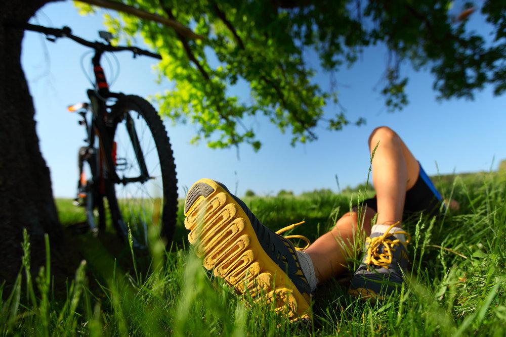 Procure hacer ejercicio por lugares no contaminados. Foto: IMEO