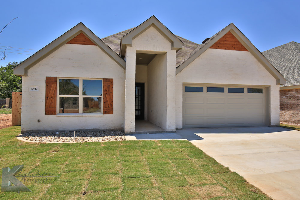 Custom Home Build, Kyle Paul Construction, 5902 Legacy Drive, Abilene, Texas 79602