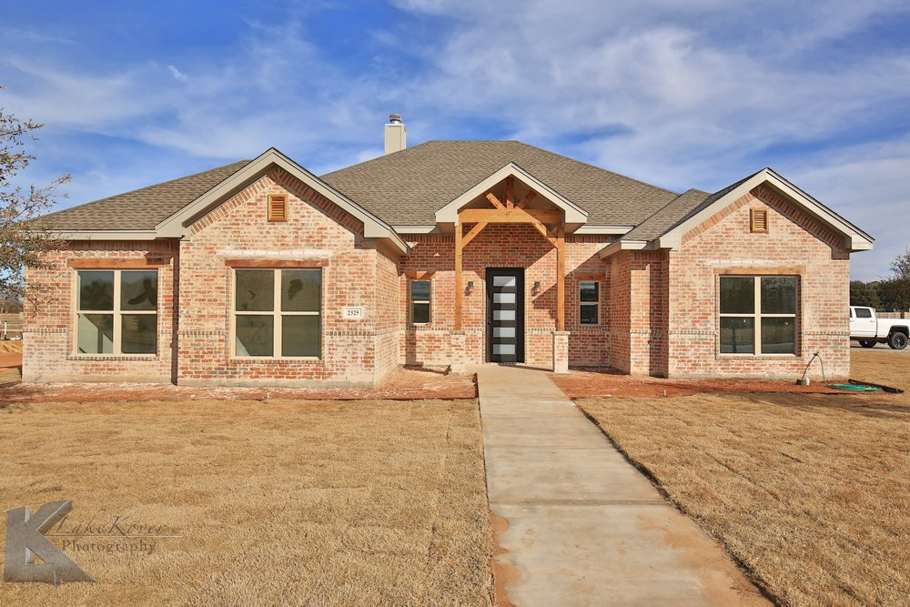 Savannah Oaks Abilene Texas Real Estate Kyle Paul Construction