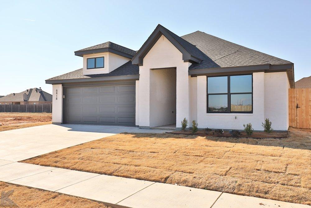 Antilley West Custom Homebuilder Abilene Texas
