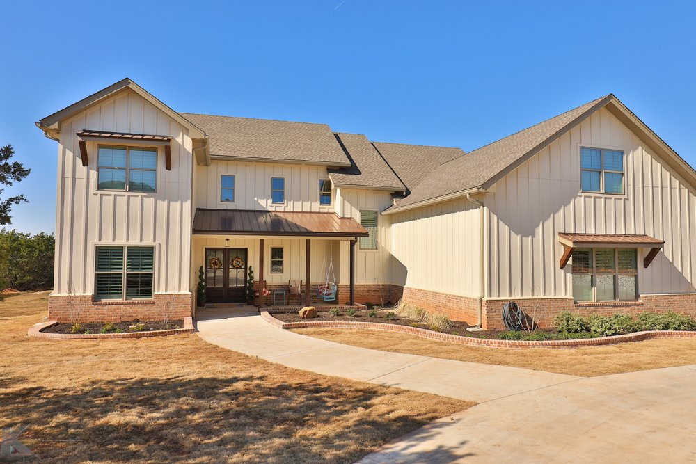 Abilene Custom Home Builder Kyle Paul Construction