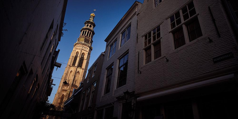 Bidbook Middelburg - verhalen vertellen over de stad Middelburg.