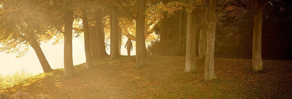 Bolwerk Middelburg foto van landschap fotograaf Marcel Kentin