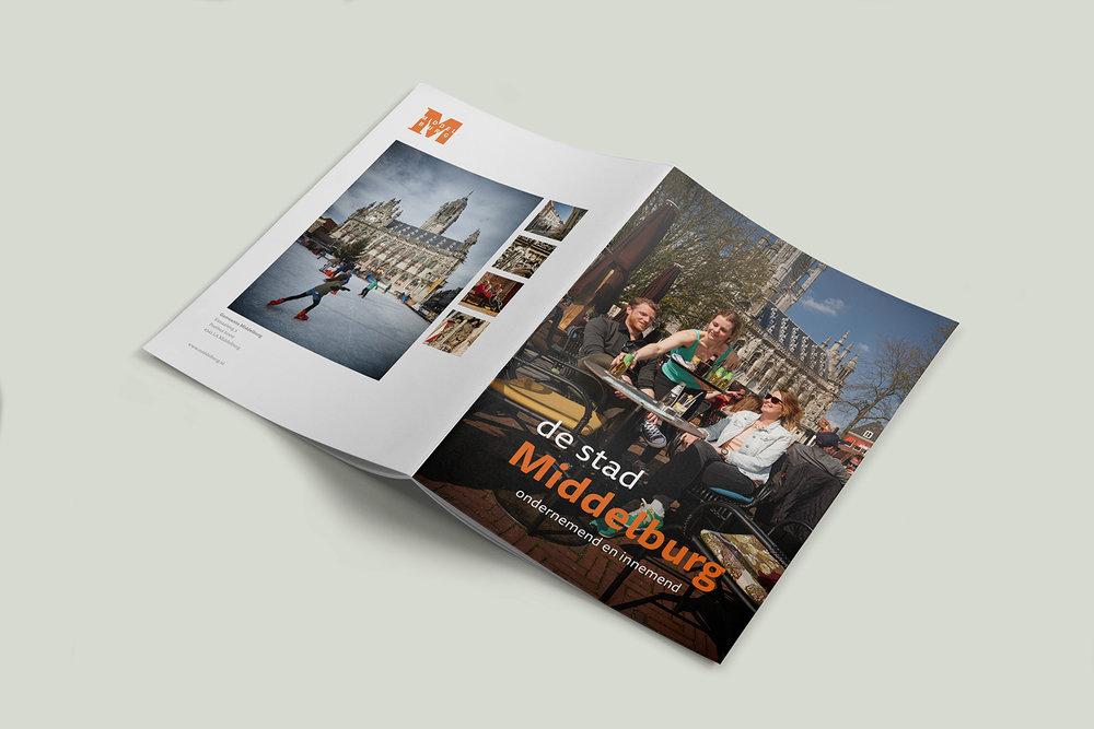 Voorbeeld van Bidbook Middelburg - Marcel Kentin Fotograaf Middelburg