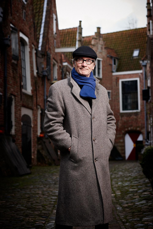 Portret van Peter Sijnke