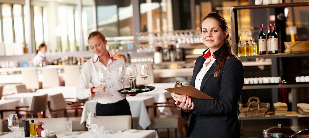 Portret voor college Hotel Management en Gastronomie van Scalda