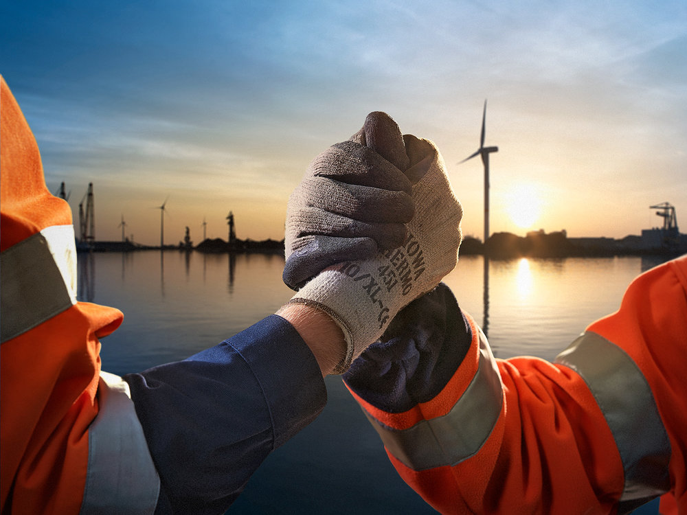 klant; Zeeland Seaports - buro: nilsson
