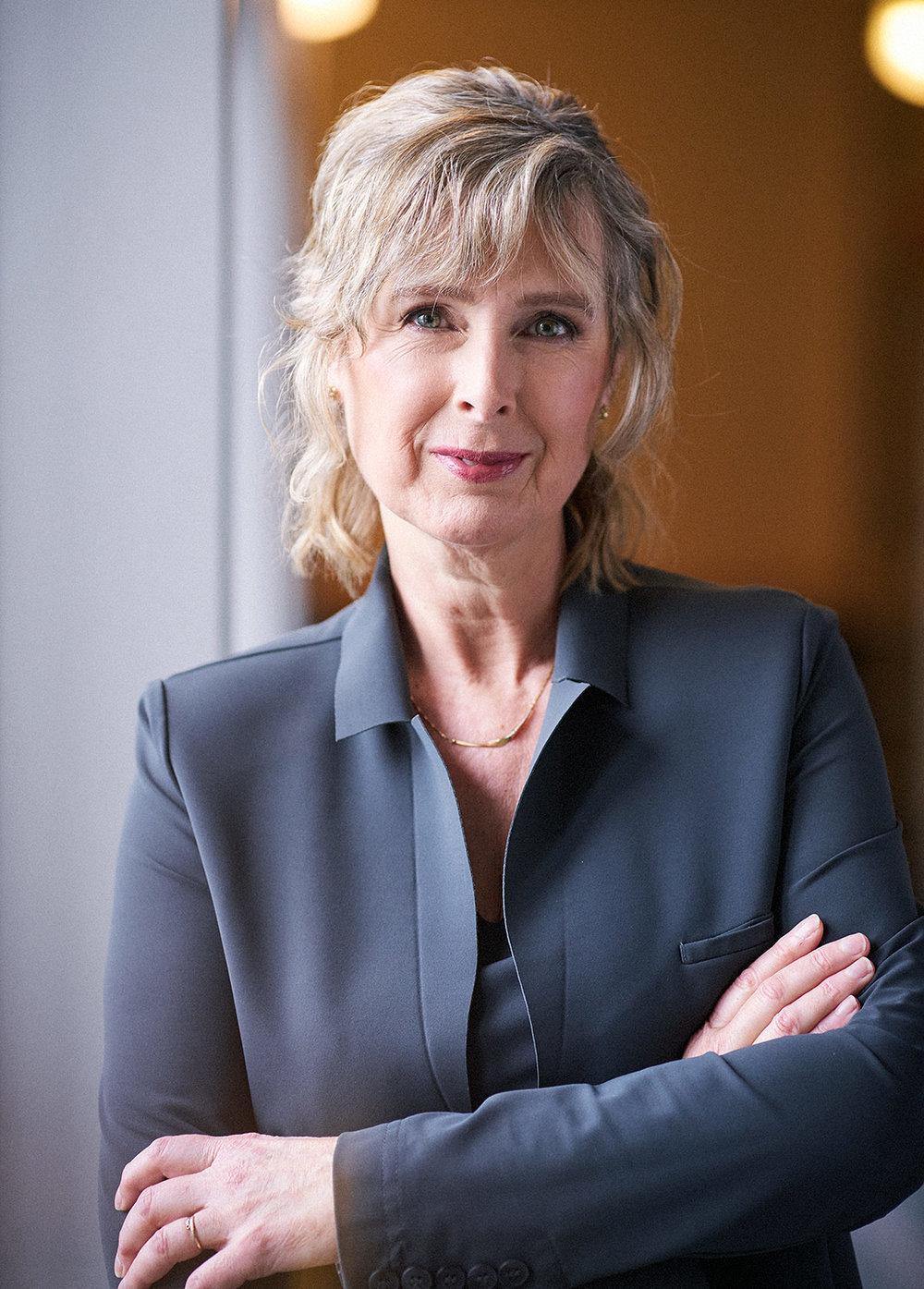 Monique Schoonen. Directeur Omroep Zeeland.