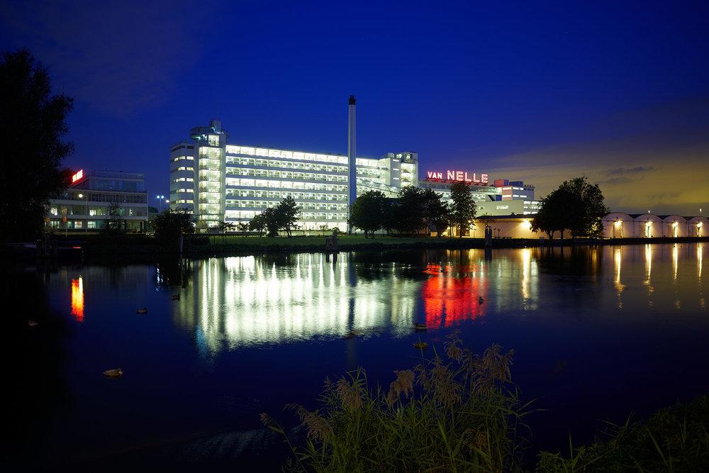 Van Nelle Fabriek - Klant: Ministerie van Infrastructuur en Waterstaat
