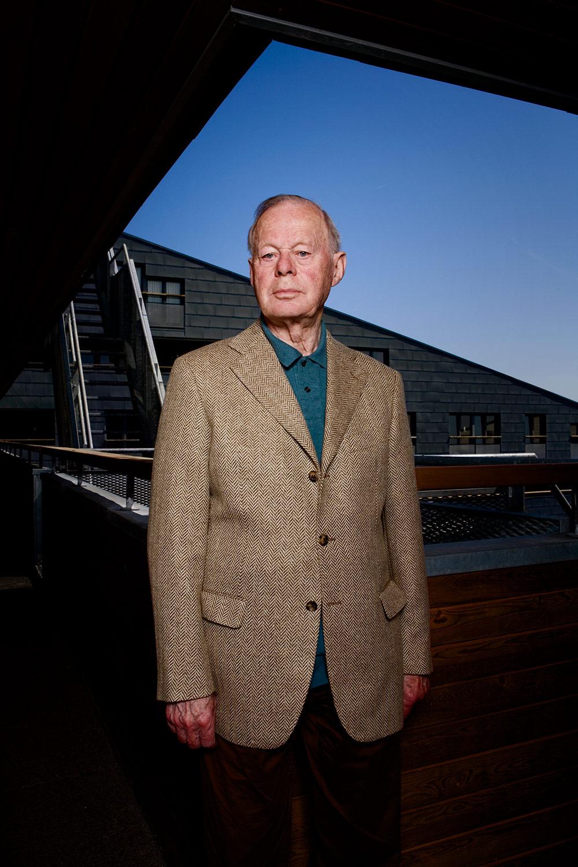 Frans van Gool (1922 -2015). Serie over oud Rijksbouwmeesters.