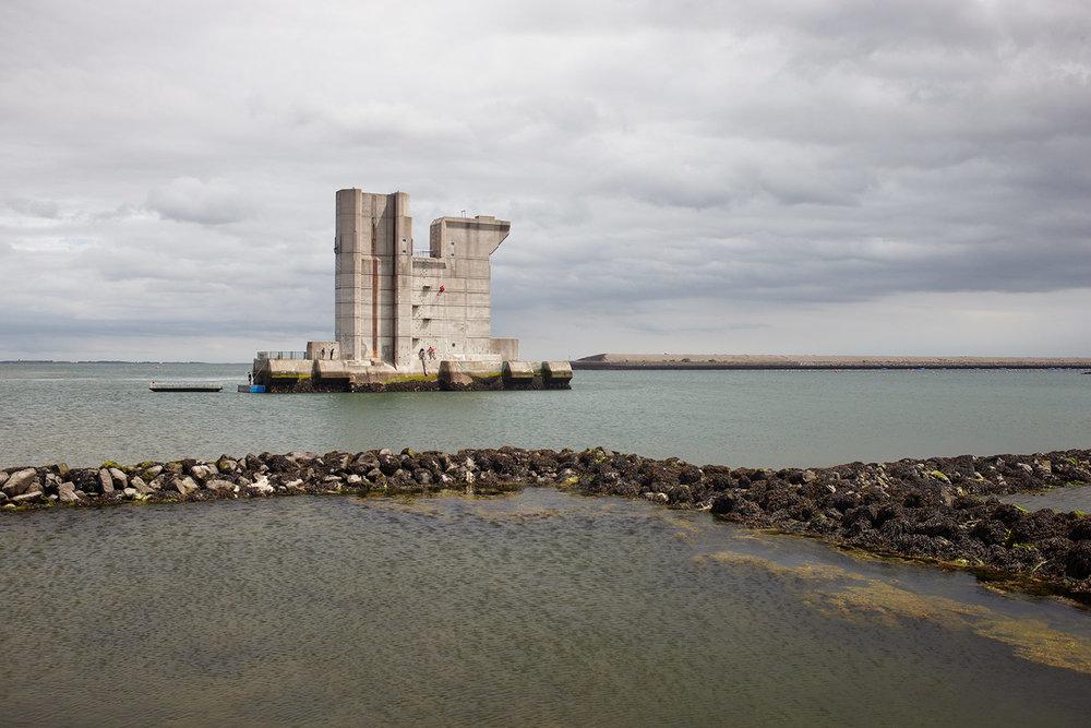 Pijler 66 - Deltawerken - Klant: Ministerie van Infrastructuur en Waterstaat