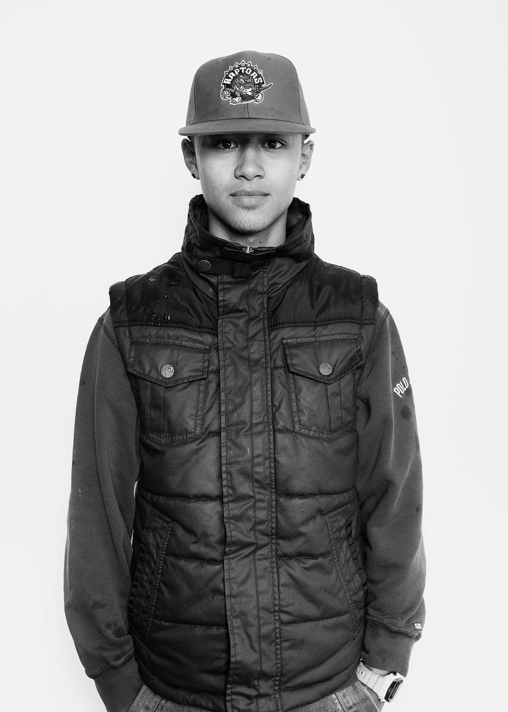 Portret fotografie Zeeland 'Zeeuwen op Wit'