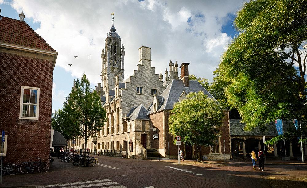 Stadhuis Middelburg / UCR - Klant: UCR