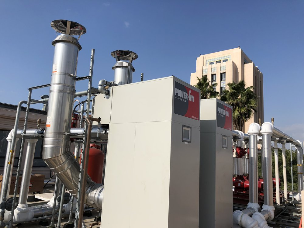 County Administration Center Boiler Plant Replacement — Paradigm ...