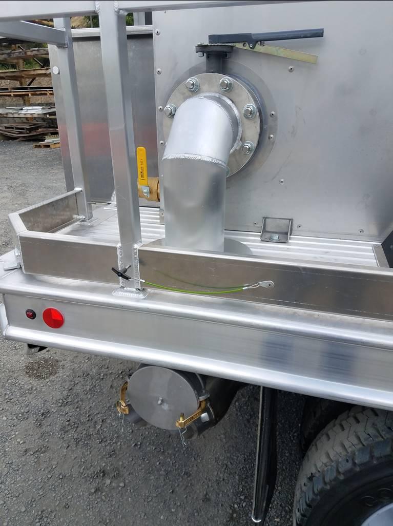 """6"""" screened water valve"""