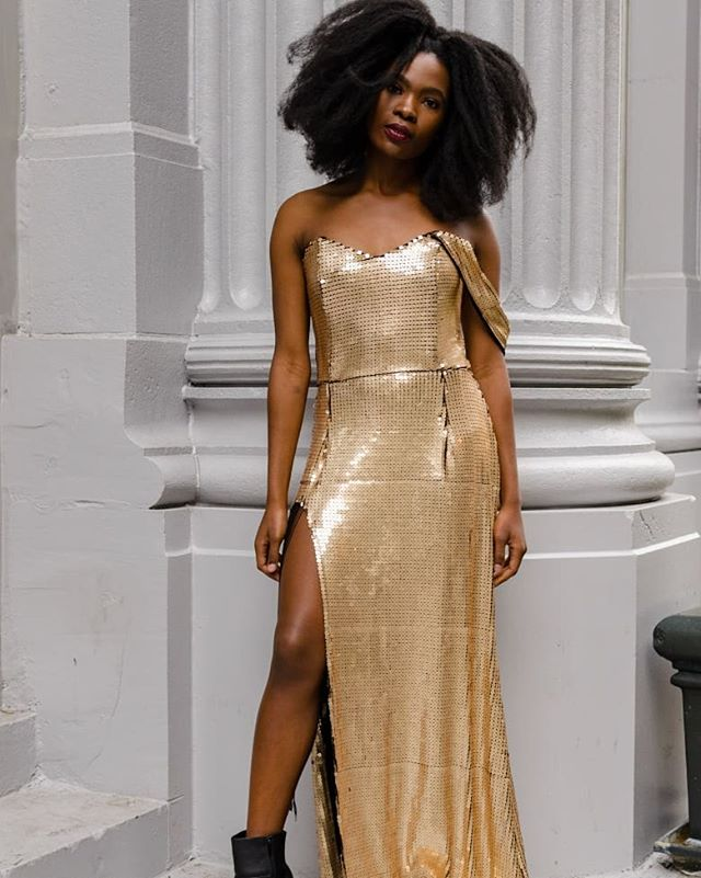 ✨✨Shimmer in the 'Olaedo' (Golden) Gown this season. Happy Friday!New Year,New Looks. ✨✨ . 📷: @sartorial.losangeles . . . #werk #igbo #colors #january #Collection #fashiondesigner #fashion #love #support #hope #faith #peace #love #LA #dtla #dreams #dtla #dreamers #motivation #motivated #international #naija #Nigerian #NgozikaOkeke