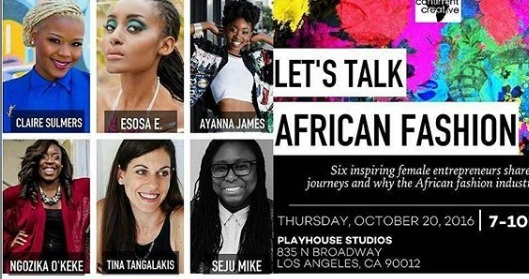 Copy of Featured on panel during AFWLA 2016