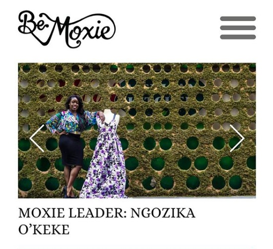 Copy of Interview with Be Moxie Magazine
