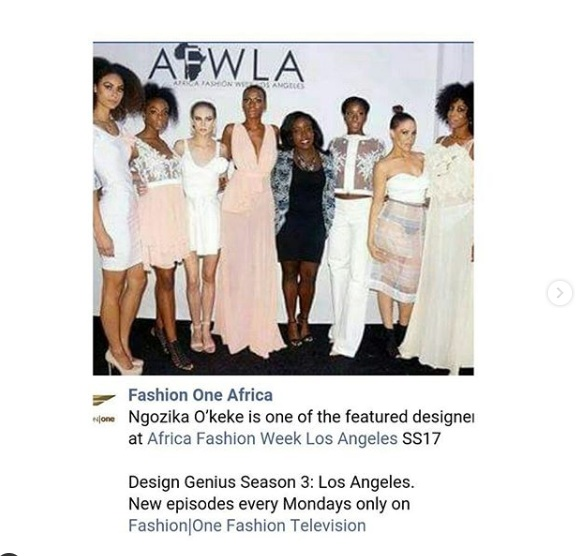 Copy of Fashion one Africa-Designer Feature