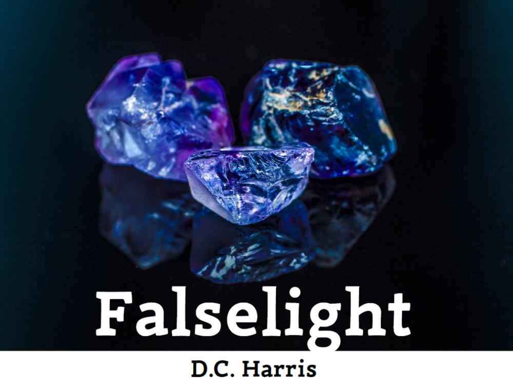 "YA Fantasy ""Falselight"" Now Available!"
