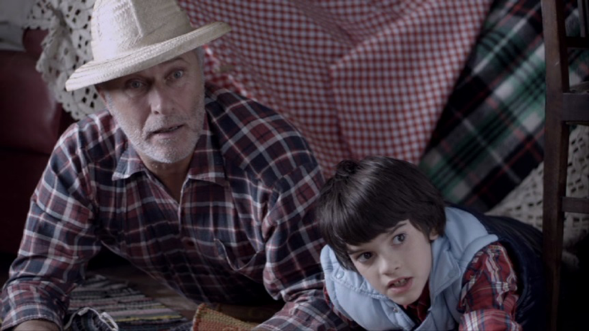 """Congratulations to Fran Casanova, director of the touching and timely Spanish film  Help Me Remember, voted BEST OF THE FEST by the children at Albany Park Community Center following the 4thAnnual APCC ICFilmFest on Friday, July 20, 2018.  Young Santi finds a creative way to help his grandfather remember his youth in this charming film that addresses elder care. """"My favorite film was  Help Me Remember  because it was really sweet and really touching to see how much fun a family can have."""""""