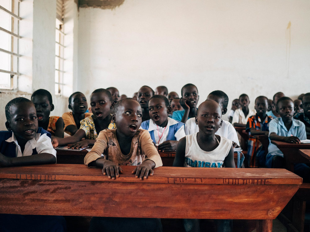 The Jebel Lado School