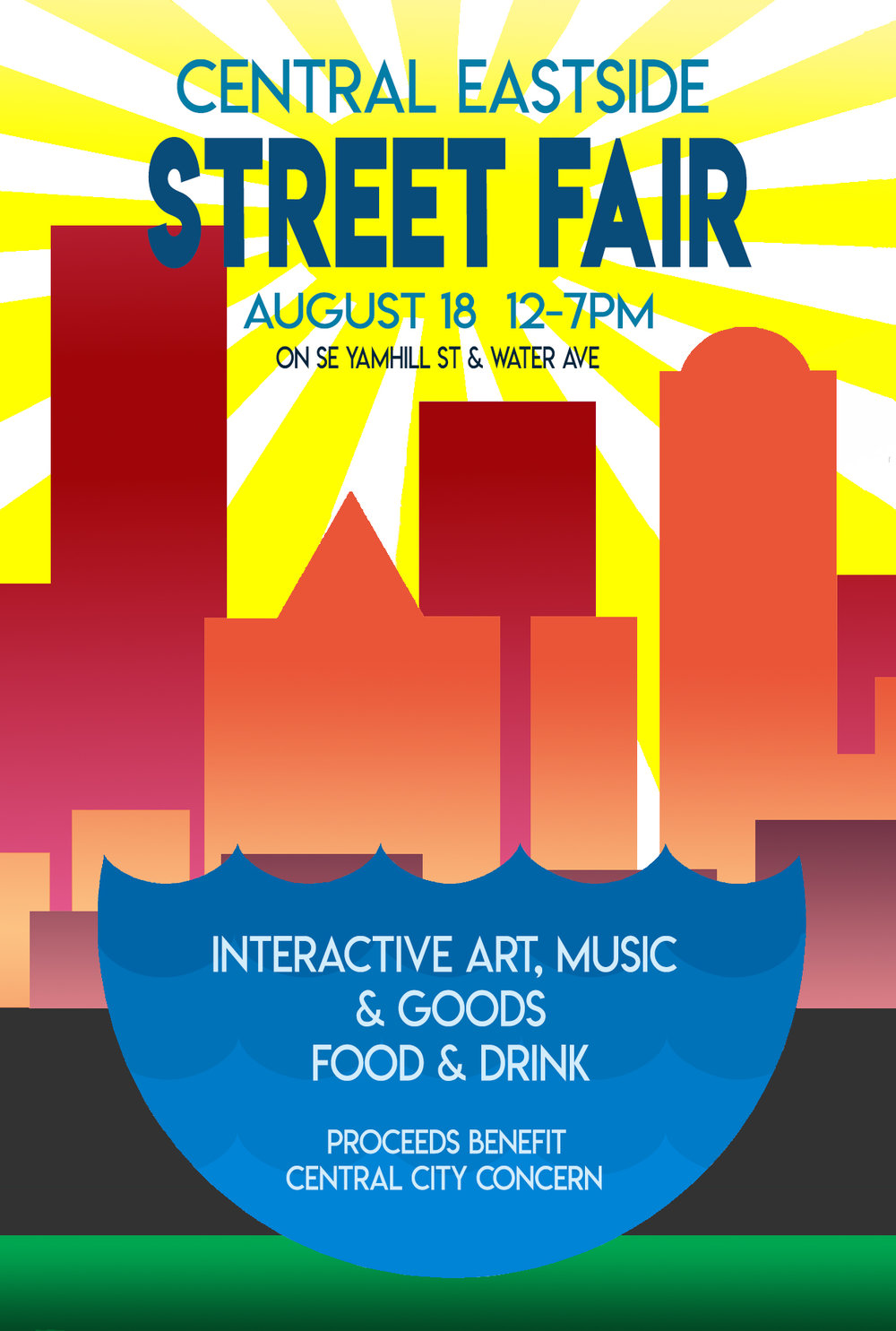 1st Annual CES Street Fair - August 18th 2018