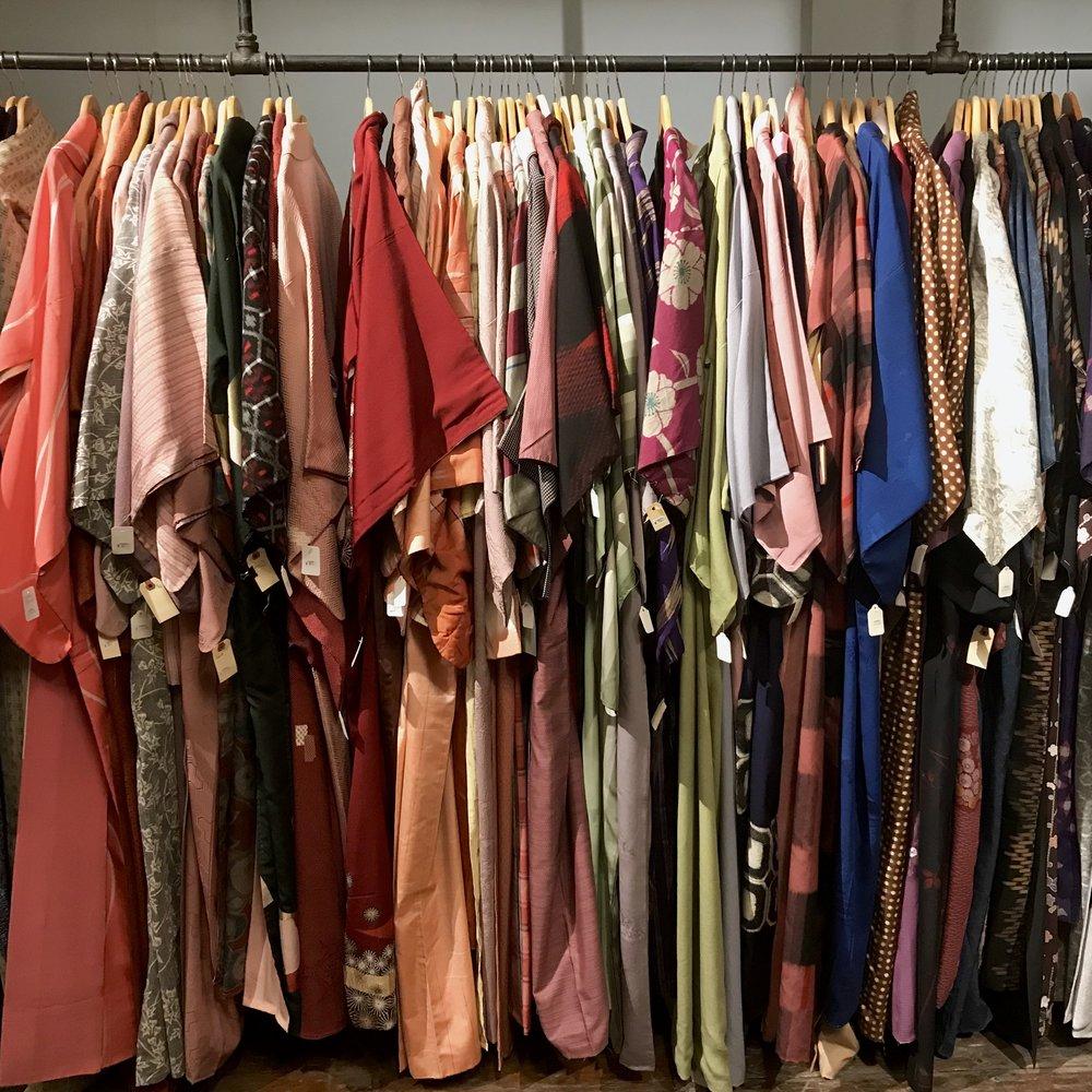 Cargo's Annual Kimono Sale - March 16th & 17th