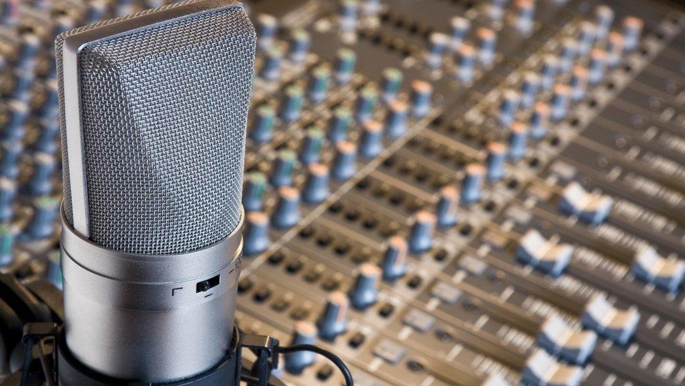 Recording Studio -