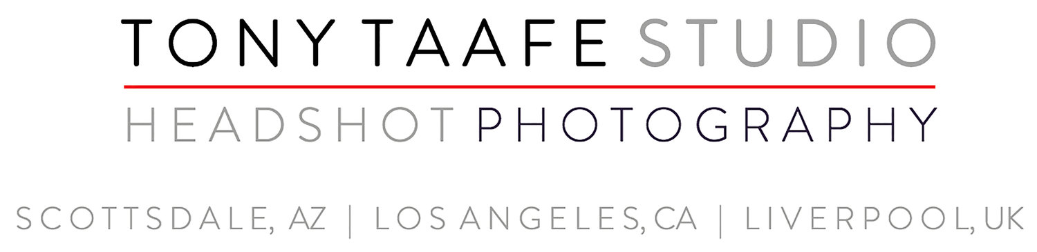 Tony Taafe Headshot Studio