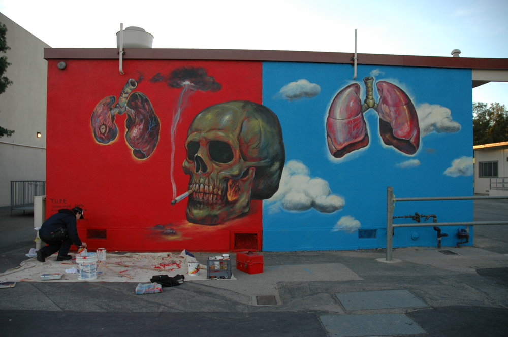 Tobacco Use Prevention Education mural.JPG