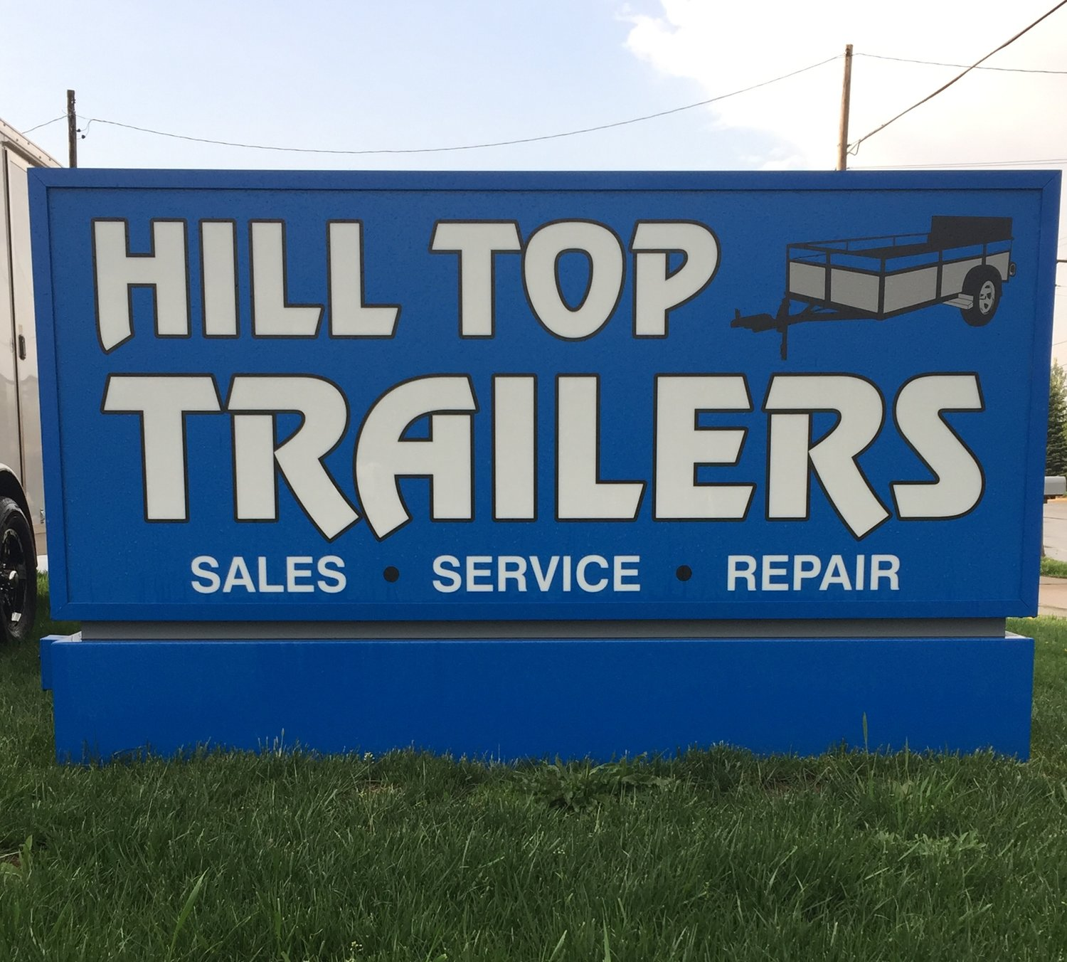 HILL TOP TRAILER SALES