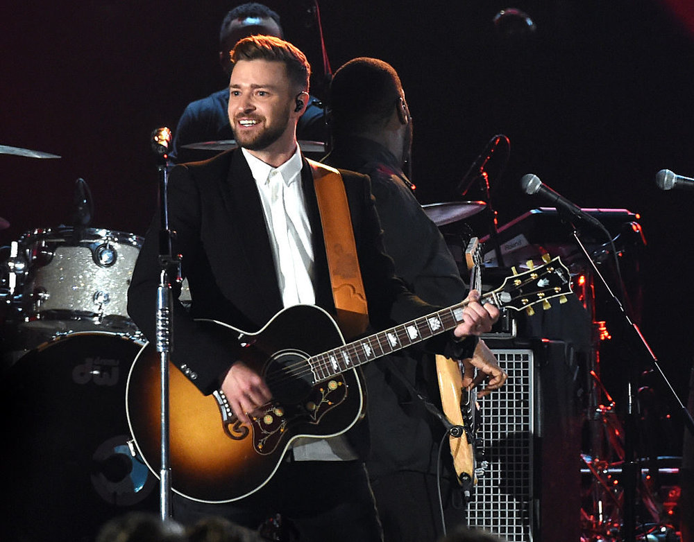 Justin Timberlake tweeted a video debuting the newly redesigned Myspace to the world in 2012.