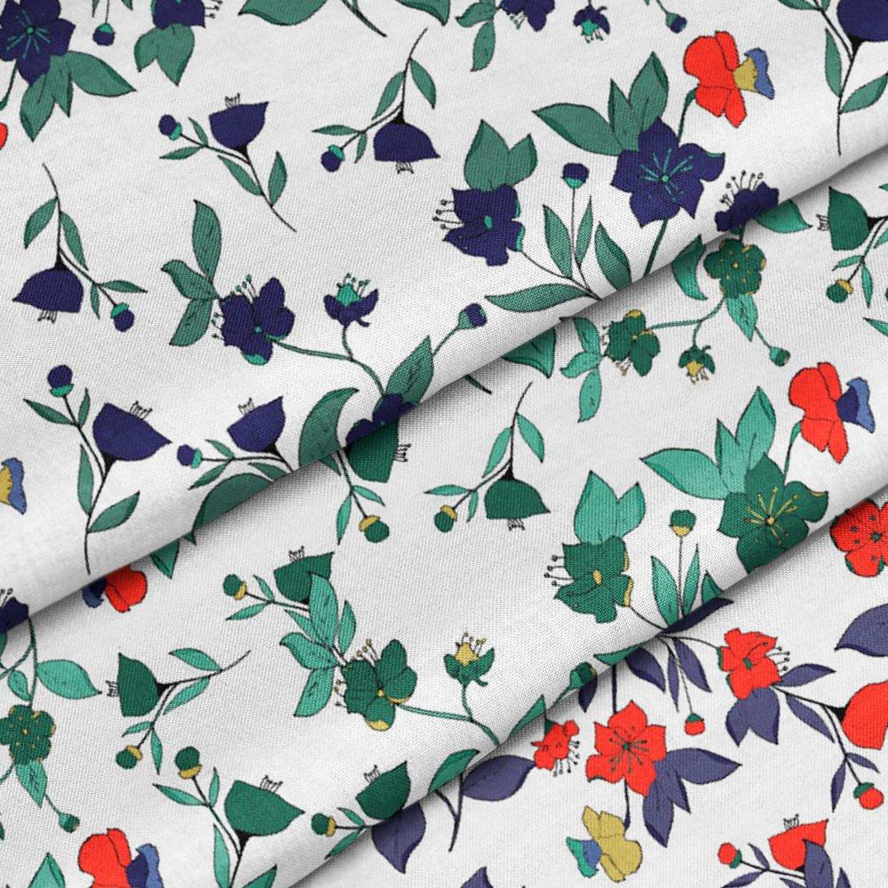 Textile Design - Spring Meadow Print