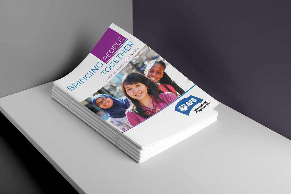 AFS-USA - Annual Report 2016