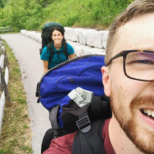 #wednesdaywalk chapter 5: where the heck are we?? . . . . . #brickworks #brucetrail #training #hiking #walk #ontario #toronto  #getoutside #optoutside #neverstopexploring #exploreontario #adventure #niagaraescarpment #hikingontario #nature #endtoend #trailraisers #fundraiser