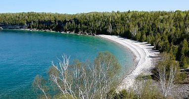 Congratulations to our friends at the Bruce Trail Conservancy (@brucetrail_btc )for helping to secure Driftwood Cove as a new piece of Bruce Peninsula National Park this week! We're looking forward to visiting soon!