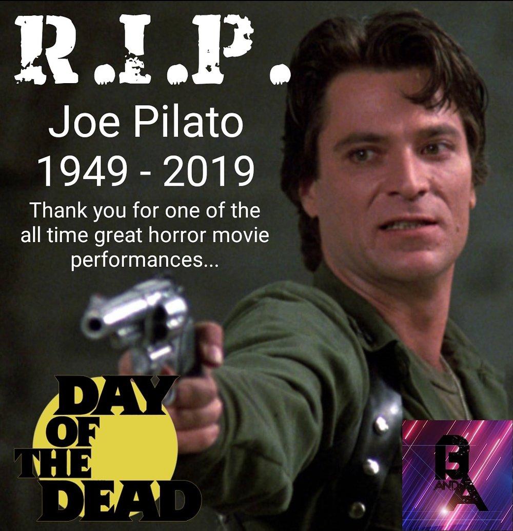 0:00:57 - RIP Joe Pilato