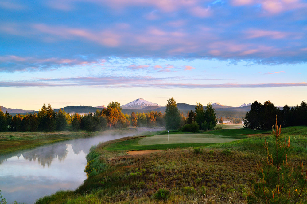 Sunriver Resort Golf Courses