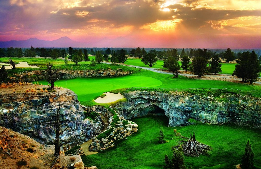 Pronghorn Resort Golf Course
