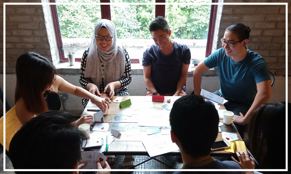 Join our Host Community in SG. - If you enjoyed this experience and want to host your own, you might just be the person we're looking for.Our 6 August gathering for potential Tribeless Hostsis FULL, but fill in this form to indicate your interest & we'll be in touch shortly!