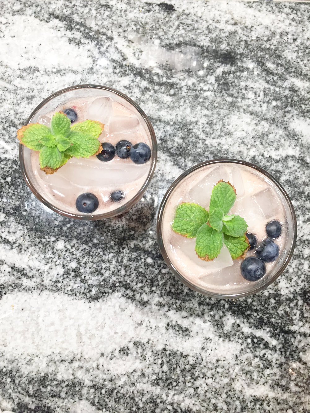 Spirited Sprout Blueberry Mint Julep 3