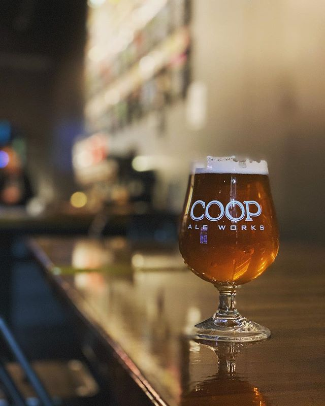 The new Id no. 4 from our friends at @coopaleworks is a true delight. If you're a lover of fine sours, this one is a must! Head to the taproom for a pour or grab a bottle for just $10.
