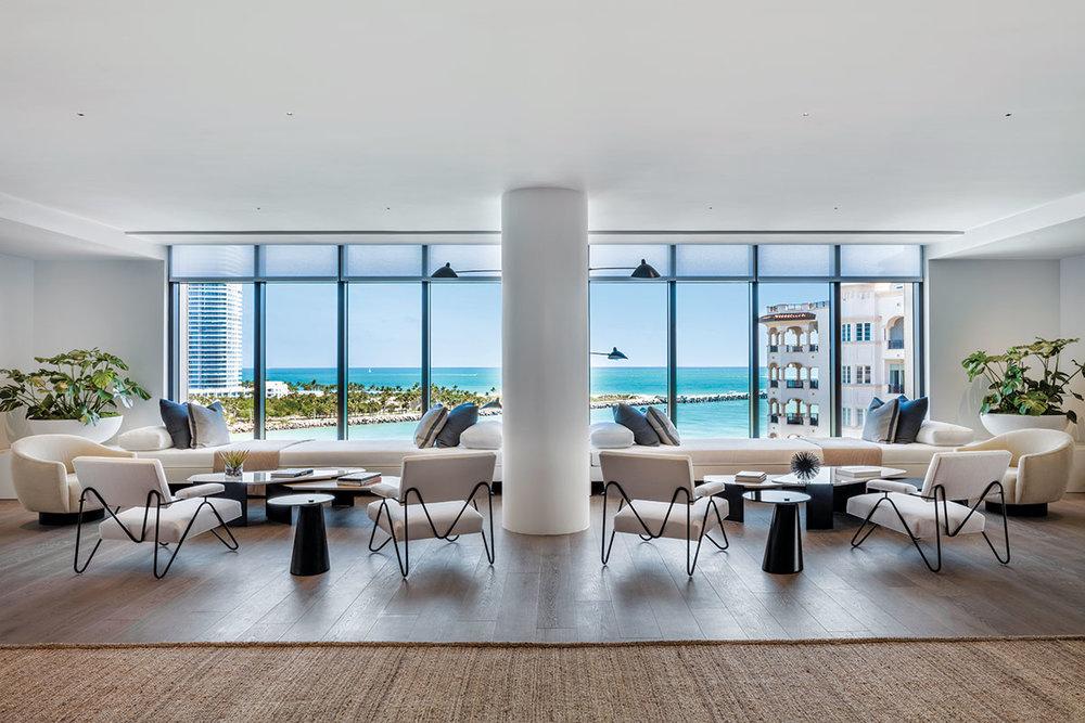 Sam Robin Interiors, Miami Beach
