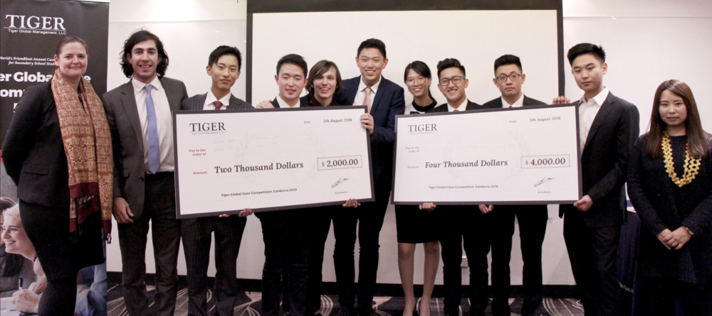 Congratulations! - To the Pioneers (Vietnam) for First Place and the Wolves of College Street (NSW) for Runner Ups!