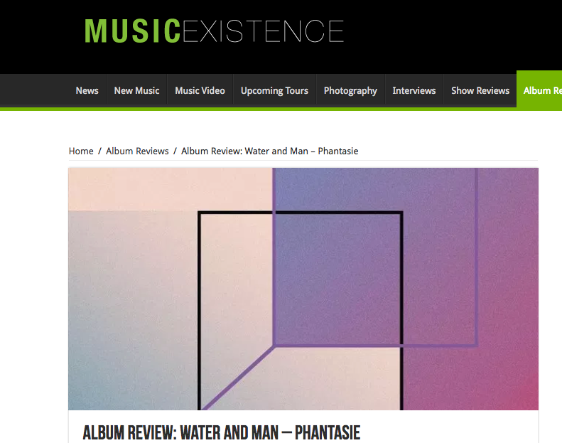 MUSIC EXISTENCE -