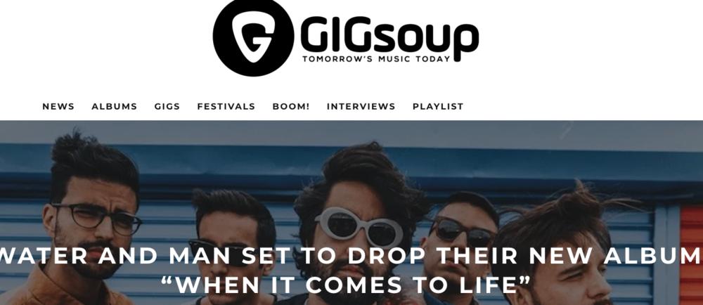 GIG SOUP -