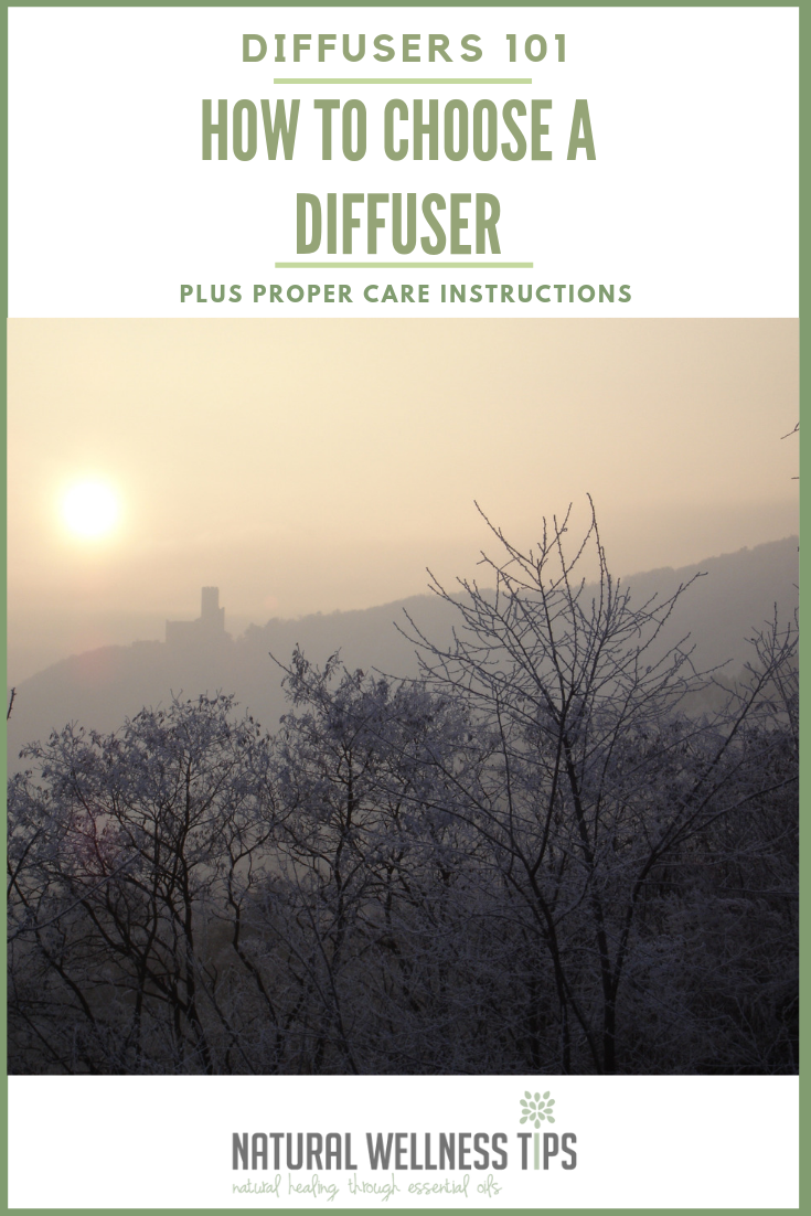 Diffuser 101: How to choose a diffuser plus proper care instructions